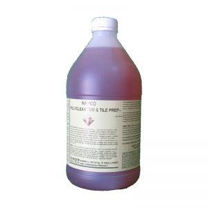 Napco Polyclean Tub n Tile 1/2gal